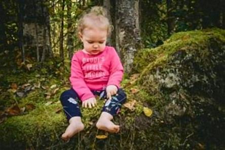 India Stuker: 2 year-old has SCA